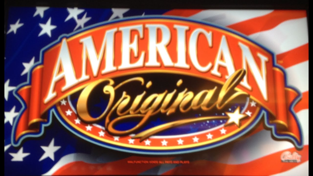 american original slot machine bonus   youtube