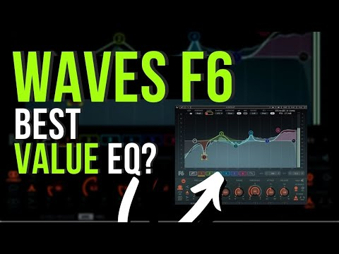 Waves F6 best value Dynamic EQ