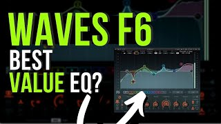 Waves F6 best value Dynamic EQ
