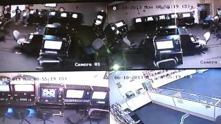 security cam videos from random gameroom jobs