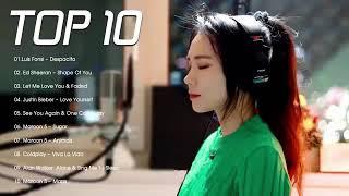 รวมเพลงสากลเพราะๆ เพลงใหม่ 2018 เพราะที่สุด เพลงสากล 24 ชั่วโมง ฟังเวลาทำงาน HD