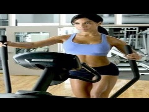 10 minute Elliptical weight loss workout