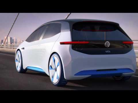 Volkswagen I.D. concept video debut
