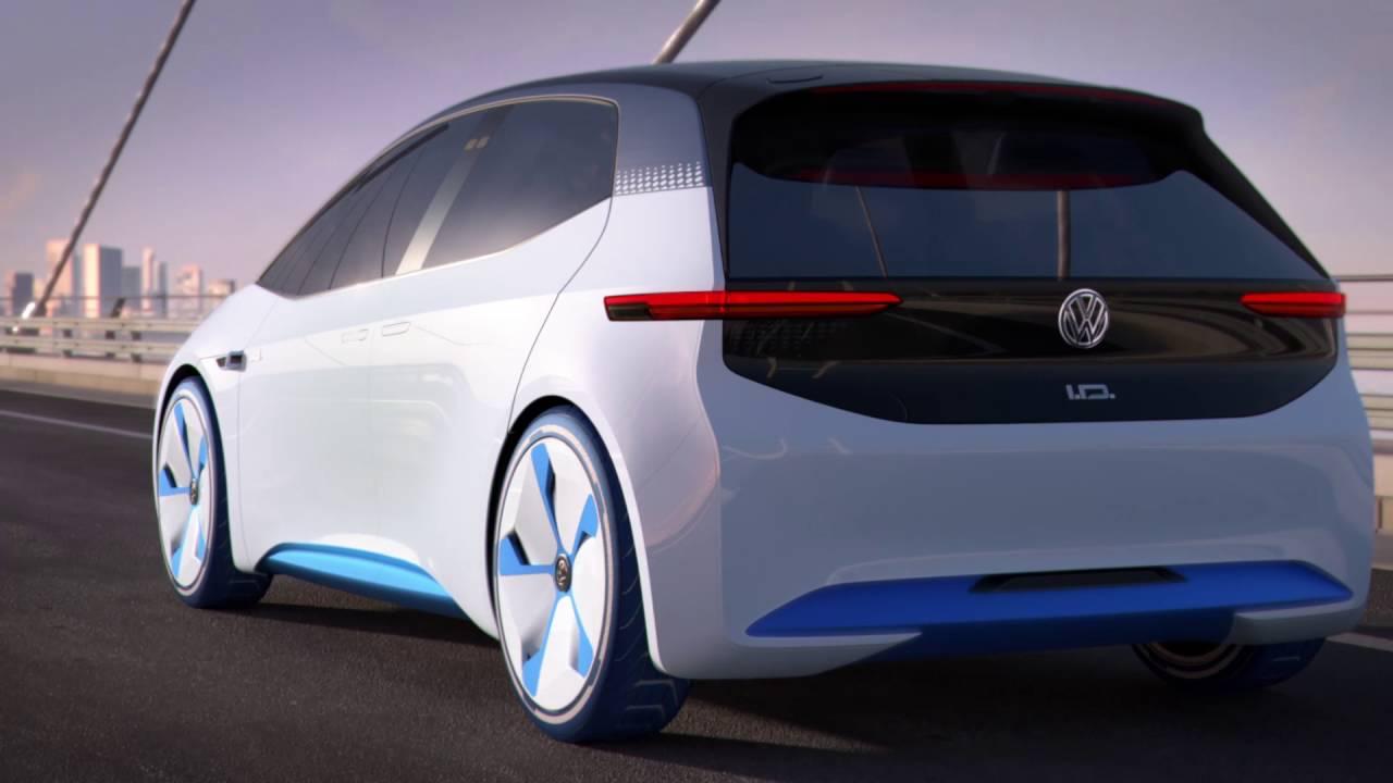Volkswagen I D Concept Video Debut