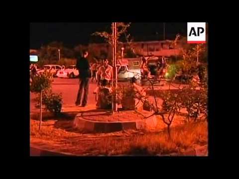 Palestinian man dies after Israeli tank shell strikes truck