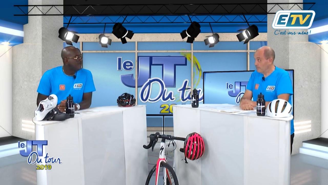 JT DU TOUR CYCLISTE 2019 - ETAPE 4 Pt.2