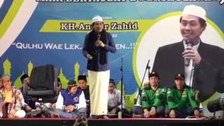 KH Anwar Zahid Terbaru Januari 2017 di Bojonegoro   Menahan Maksiat, Mari Bertaubat dan Bersholawat