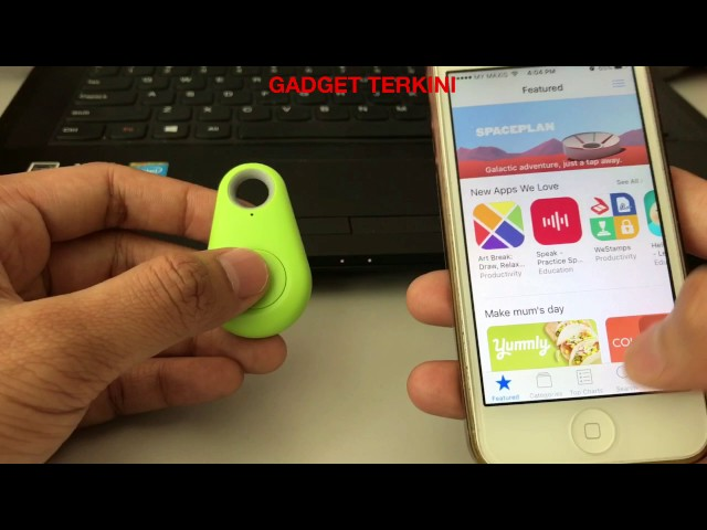 Bluetooth Tracker - itag ( Tutorial )