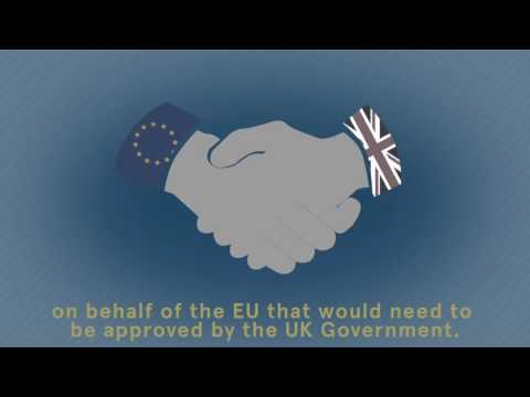 Triggering Article 50 - How Does It Work?