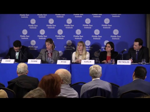 Reevaluating U.S. security assistance to the Middle East (Livestream)