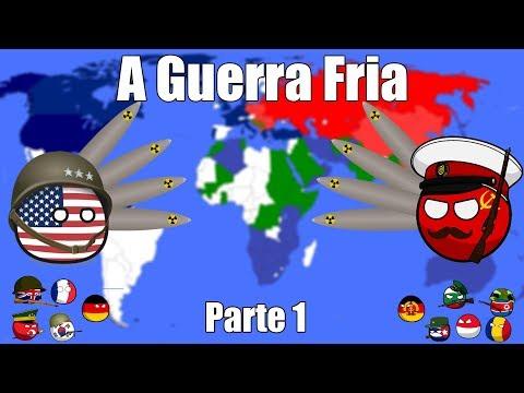 A Guerra Fria - Parte 1