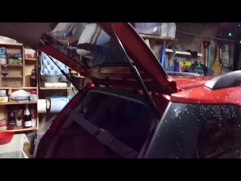 Замена багажника сузуки sx4 Замена натяжителя приводного ремня митсубиси лансер 9