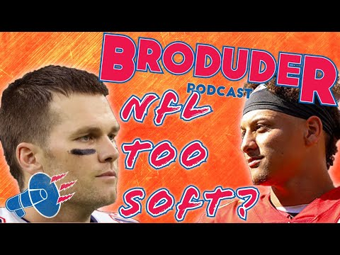 Is the NFL Too Soft?