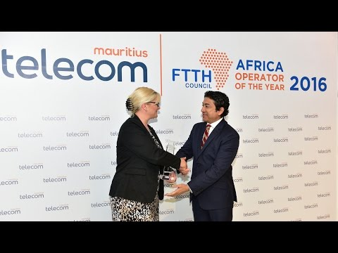 Mauritius Telecom - African Operator of the Year 2016