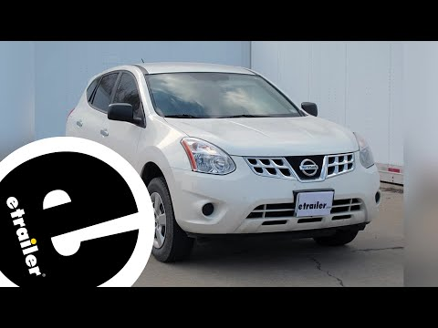 Best 2012 Nissan Rogue Trailer Wiring Options - etrailer.com ... Nissan Rogue Trailer Wiring Harness on