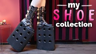 ☽ MY SHOE COLLECTION 2018 ☾