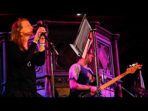 Current 93 Live - Union Chapel, 08/02/14 London - Why Did the Fox Bark?/I Remember the Berlin Boys