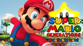 (RELEASE)Sonic Generations Mod: Super Mario Generations