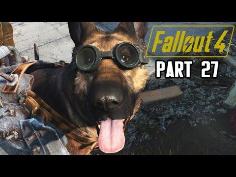 Let's Play Fallout 4 Deutsch #27 - Die wilde Jagd nach Kellogg Teil 1