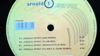 Dj Fred & Arnold T - Jungle Spirit (666 Radio Mix)