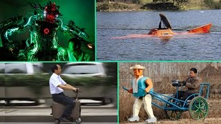 6 Crazy Inventions/creations Made By Everyday Chinese People
