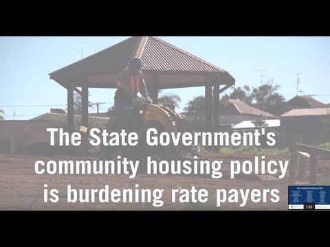 LGA Cost Shifting Campaign - community housing