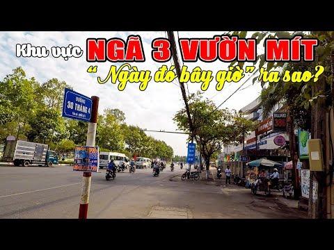 Dạo 1 vòng khu vực NGÃ 3 VƯỜN MÍT ngày đó bây giờ ra sao?   Bienhoa City travel