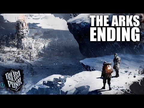 Frostpunk The Arks Full Campaign & Ending - IT WAS INTENSE - Lets Play Gameplay