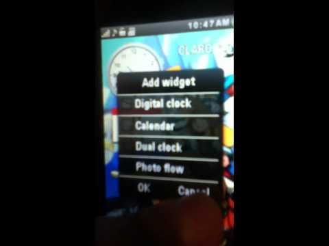 Motorola EX122 HD