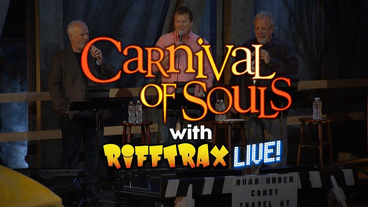 Download RiffTrax Live: Carnival Of Souls (Full Movie)
