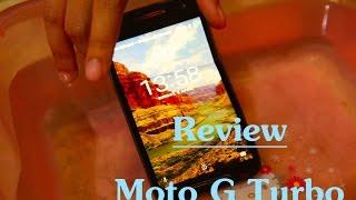 [รีวิว] Moto G Turbo กันน้ำ ไหลลื่น ชาร์ตเร็ว ดีไซด์ดี พร้อมไปต่อ by Bump UP iT