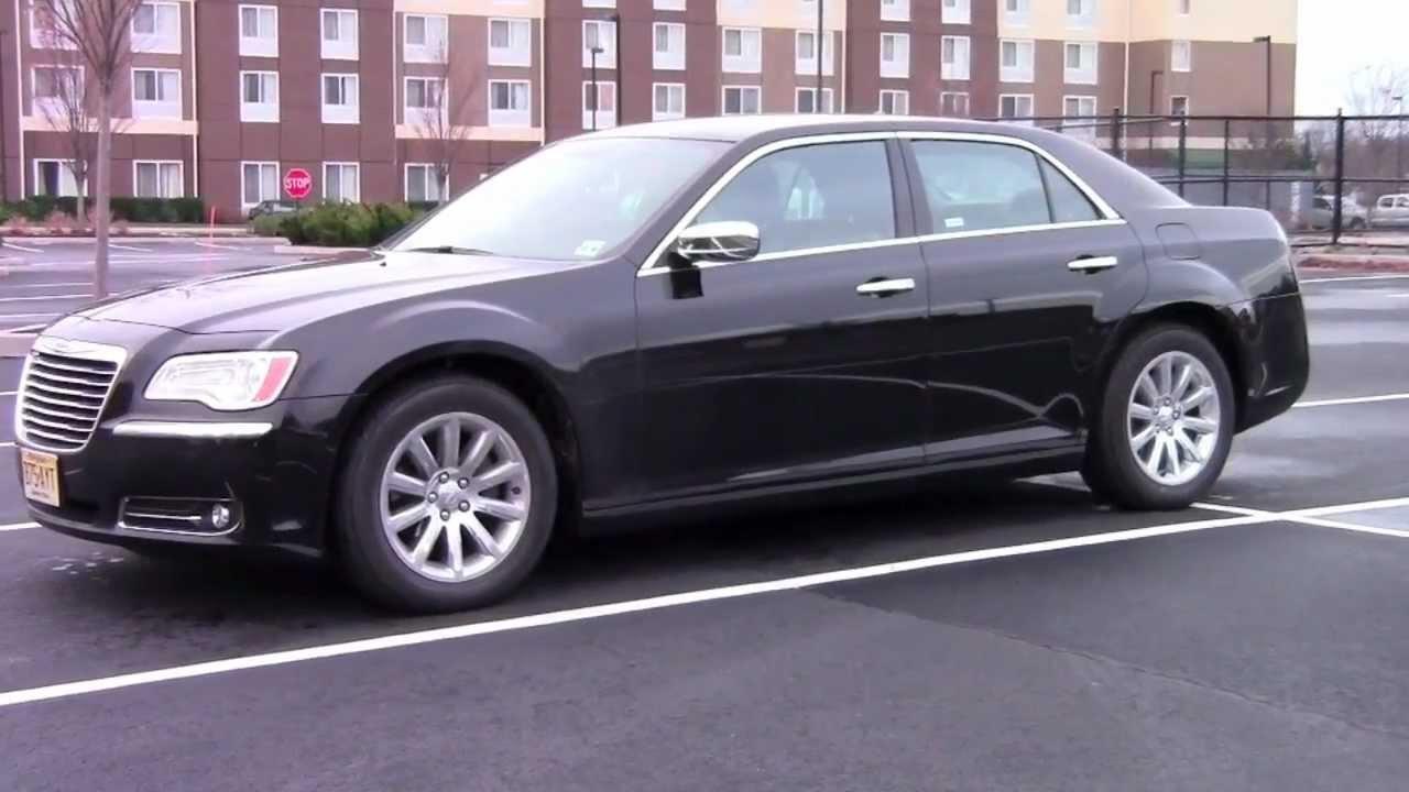 2012 chrysler 300 limited test drive car review youtube. Black Bedroom Furniture Sets. Home Design Ideas