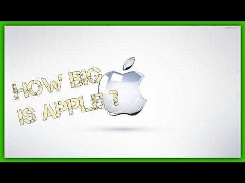 सच मै कितनी बडी है अँपल कंपनी ? || How Big is Apple in Hindi ?