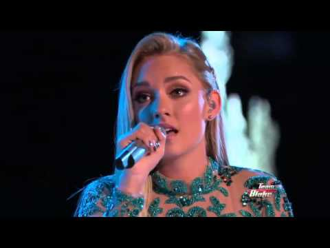 17-Year Old Emily Ann Roberts Sings Elvis Presley's Blue Christmas - The Voice