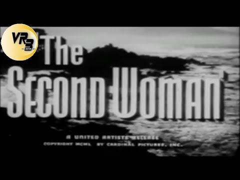 The Second Woman - restored by VRB (Film-Noir, Drama 1950)