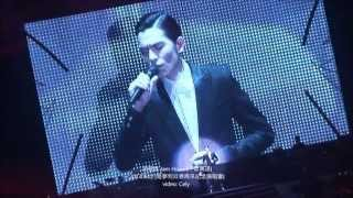 20130512 蕭敬騰 Jam Hsiao 소경등 [千言萬語] 鄧麗君追夢何日君再來紀念演唱會