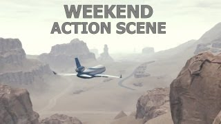 GTA IV Flight: Action Scene [7/15]