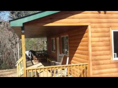 man builds small cabin in virginia acreage youtube