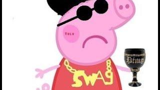 пародия на свинку пеппу RYTV