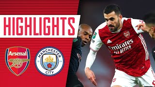 HIGHLIGHTS | Arsenal vs Manchester City (1-4) | Carabao Cup quarter-final