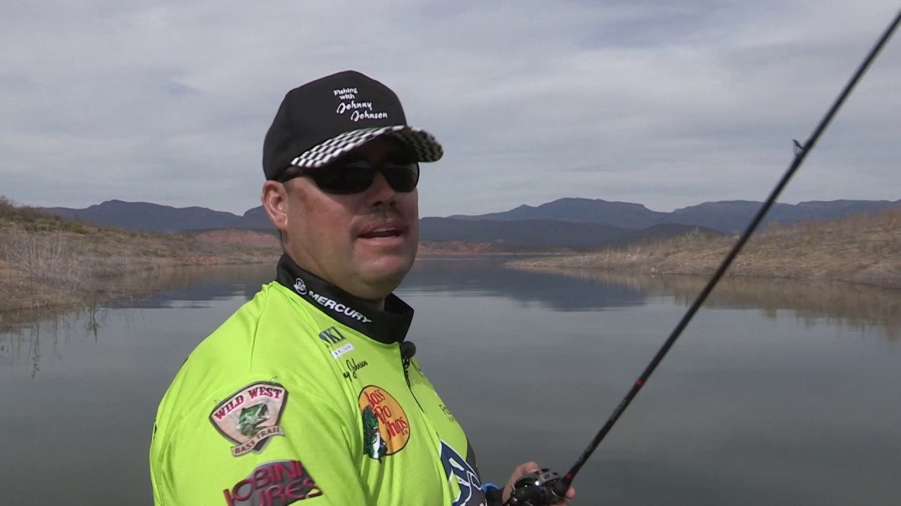 Roosevelt lake az pre spawn stage early march 2016 for Johnny johnson fishing