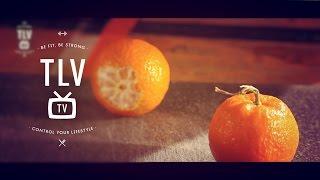 Creatief met mandarijn