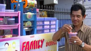 Jakarta Street Food 301 Family Bubble Grapes and Mango Flavours