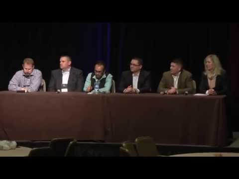 Panel Discussion - Control and Information Convergence @ 2015 ARC Industry Forum Orlando