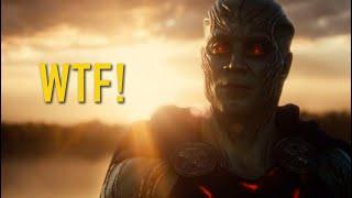 Cosas que no tienen sentido en el Snyder Cut