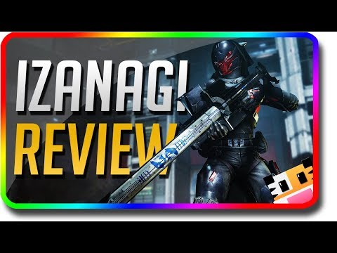 "Destiny 2 - ""Izanagi's Burden"" Exotic Black Armory Review (Destiny 2 Izanagi's Burden Worth it) thumbnail"
