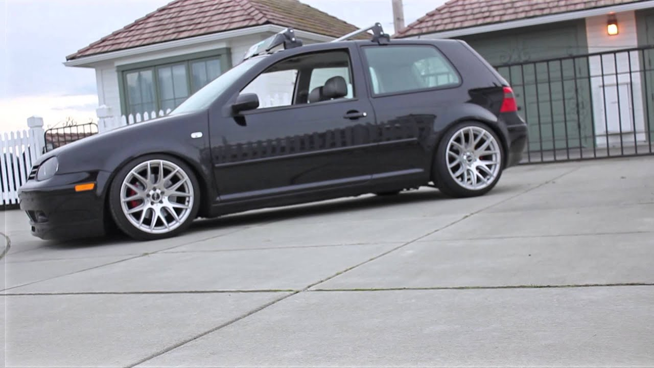 Mk4 Gti Stance Vw Youtube