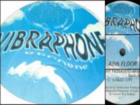 Vibraphone / The True Underground Sound Of Rome Mix {by Estimulo}