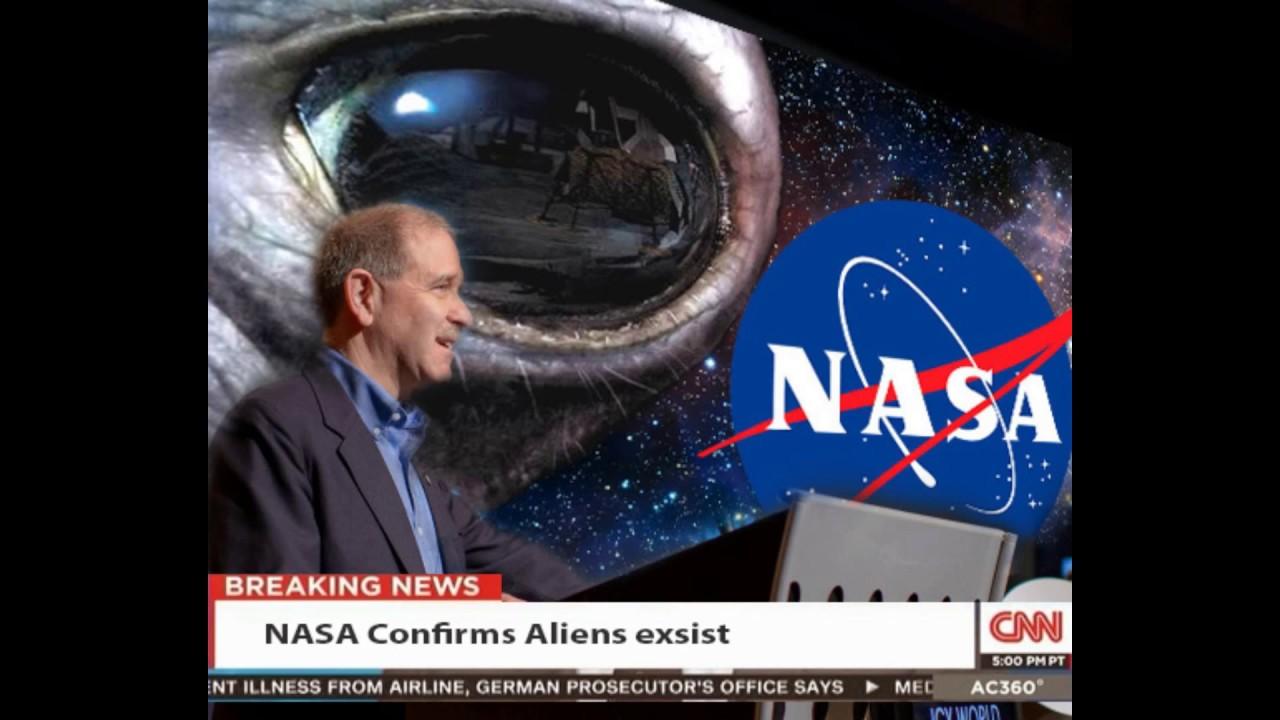 NASA - Confirms Aliens Exist CNN Conference 2017 - YouTube