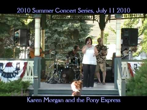 New Boston 2010 Summer Series Concert with Karen M...